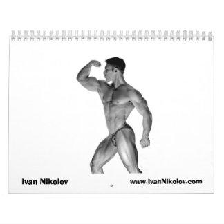 Calendar of Ivan Nikolov