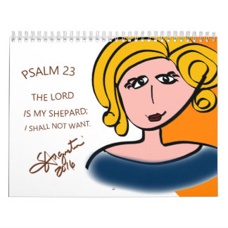 CALENDAR OF PSALMS