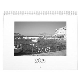 Calendar of Tinos