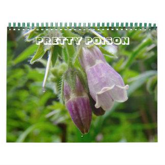 Calendar - Pretty Poison