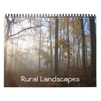 Calendar - Rural Landscapes
