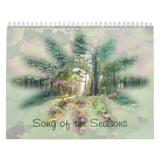 Calendar - Song of the Seasons