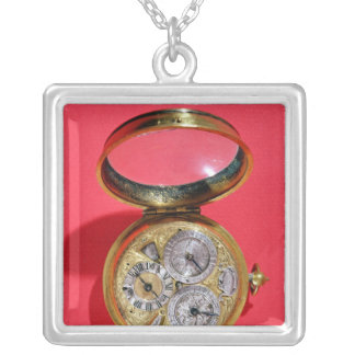 Calendar watch, c.1690 custom necklace