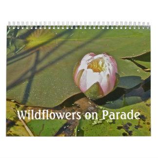 Calendar - Wildflowers on Parade