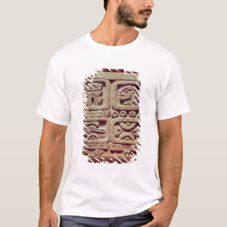 Calendar with four glyphs, Toltec T-Shirt