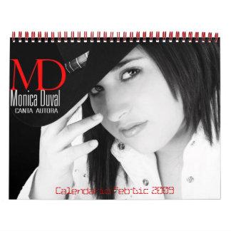Calendario Feb-Dic 2009 Calendars
