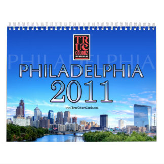 Calendars - Philadelphia 2011 (2)
