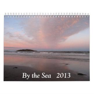 Calender 2013 By the Sea Calendar