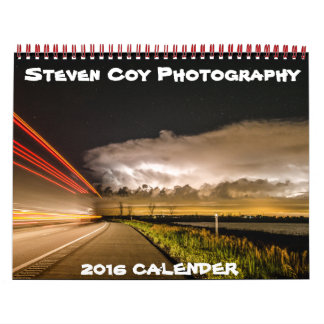 Calendrier effarouché de la photographie 2016 de