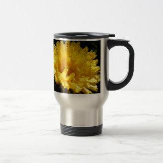 Calendula aka Pot Marigold Travel Mug