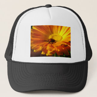 Calendula Camouflage Trucker Hat