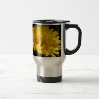 Calendula Gold Travel Mug
