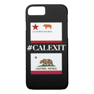 Calexit California Historical Current Flag Case