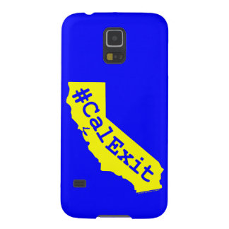 CalExit Galaxy S5 Cases