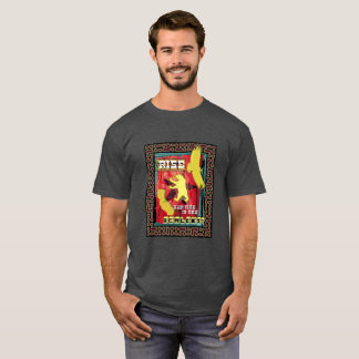 CALEXIT INDYCAL RISE OUR TIME IS NOW CONDOR T-Shirt