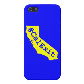 CalExit iPhone 5/5S Covers