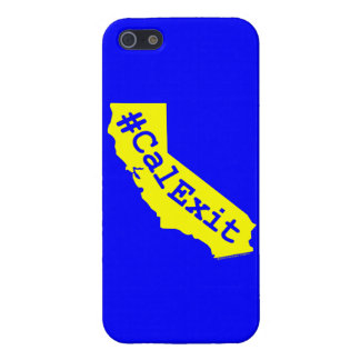 CalExit iPhone 5 Covers