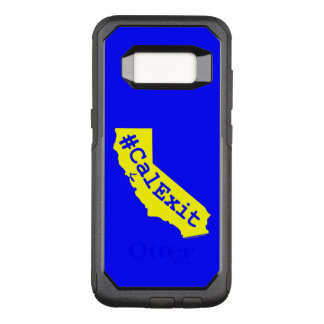 CalExit OtterBox Commuter Samsung Galaxy S8 Case