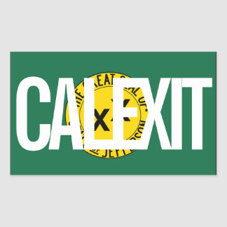 CALEXIT State of Jefferson Sticker