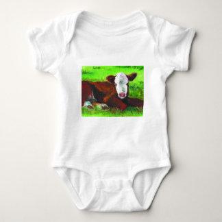 calf baby bodysuit