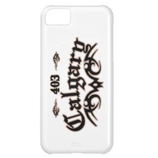 Calgary 403 iPhone 5C cases
