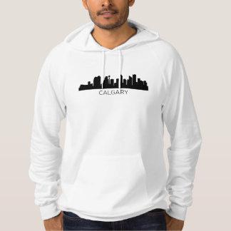 Calgary Alberta Cityscape Hoodie