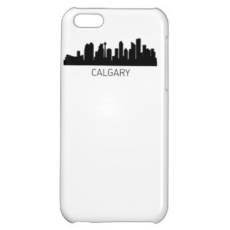Calgary Alberta Cityscape iPhone 5C Case