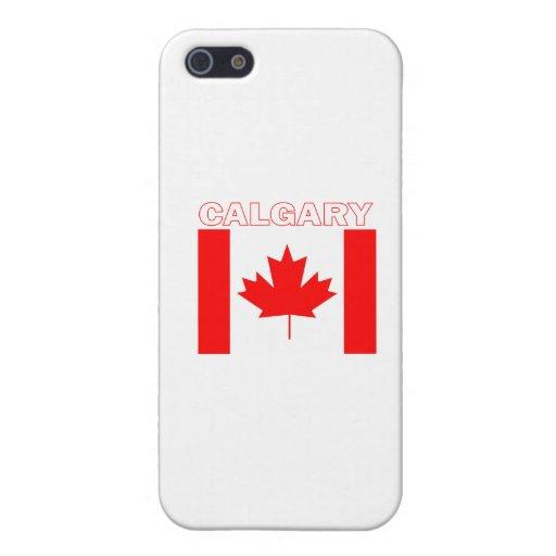 Calgary, Alberta iPhone 5 Cover