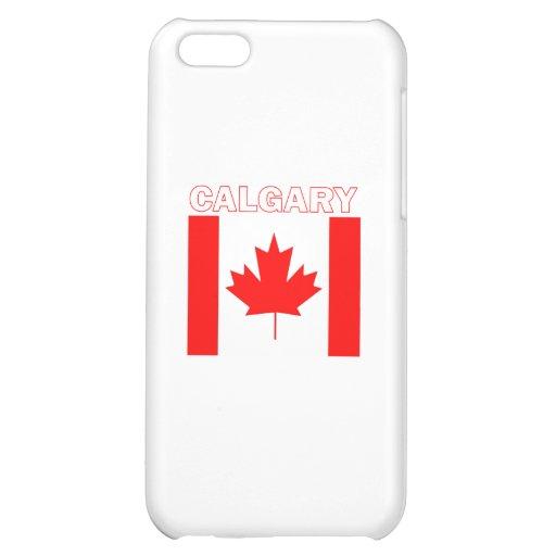 Calgary, Alberta Cover For iPhone 5C