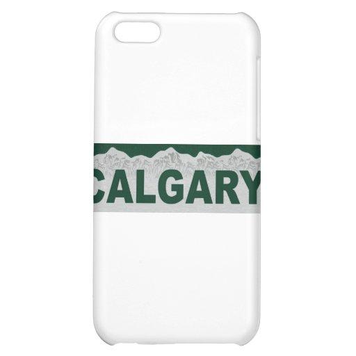 Calgary, Alberta Case For iPhone 5C