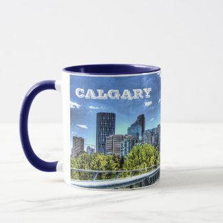 Calgary Alberta Panoramic Cup