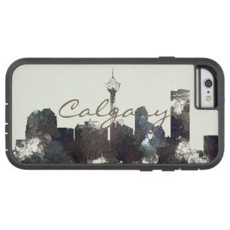 Calgary Alta.Skyline-CRISP Tough Xtreme iPhone 6 Case