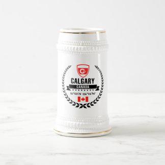 Calgary Beer Stein