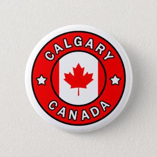 Calgary Canada 2 Inch Round Button