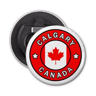 Calgary Canada Bottle Opener
