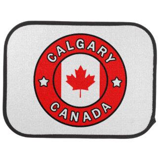 Calgary Canada Car Mat