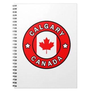 Calgary Canada Notebook