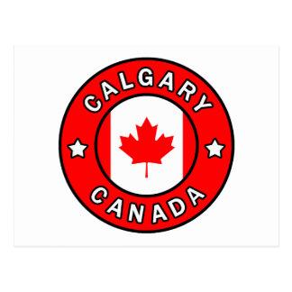 Calgary Canada Postcard