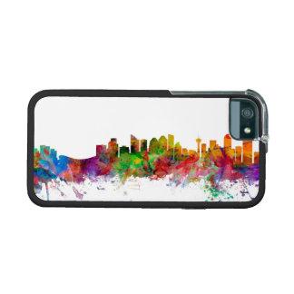Calgary Canada Skyline Cover For iPhone 5/5S