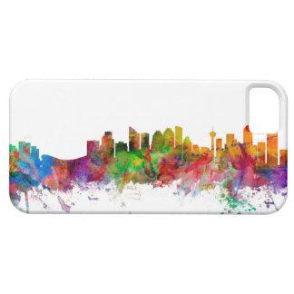 Calgary Canada Skyline iPhone 5 Cases