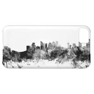 Calgary Canada Skyline Case For iPhone 5C