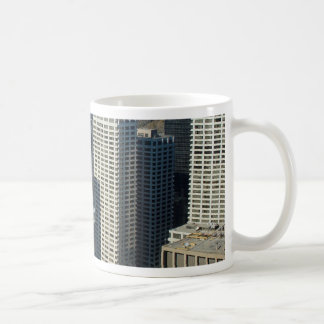 Calgary Canada Skyline Coffee Mug