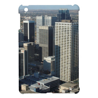 Calgary Canada Skyline iPad Mini Cover