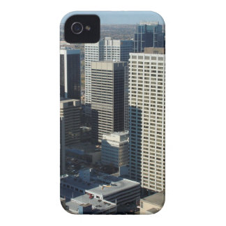 Calgary Canada Skyline iPhone 4 Case-Mate Case