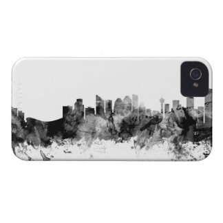 Calgary Canada Skyline iPhone 4 Cover