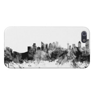 Calgary Canada Skyline iPhone 5/5S Covers