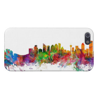 Calgary Canada Skyline iPhone 5 Covers