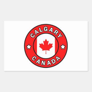 Calgary Canada Sticker