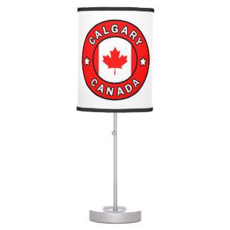Calgary Canada Table Lamp
