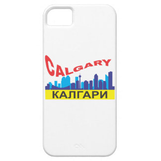 Calgary cyrillic iPhone 5 case